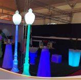 برگزاری نمایشگاههای تخصصی نور
