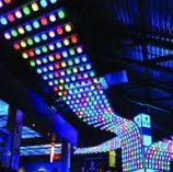 تولید نورهای LED