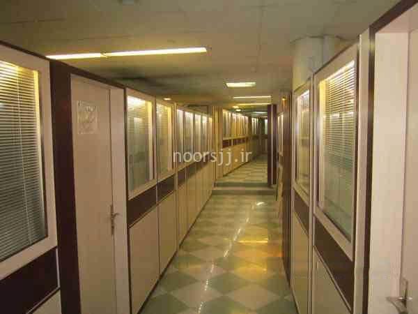 اجرای نورپردازی راهروهای داخلی